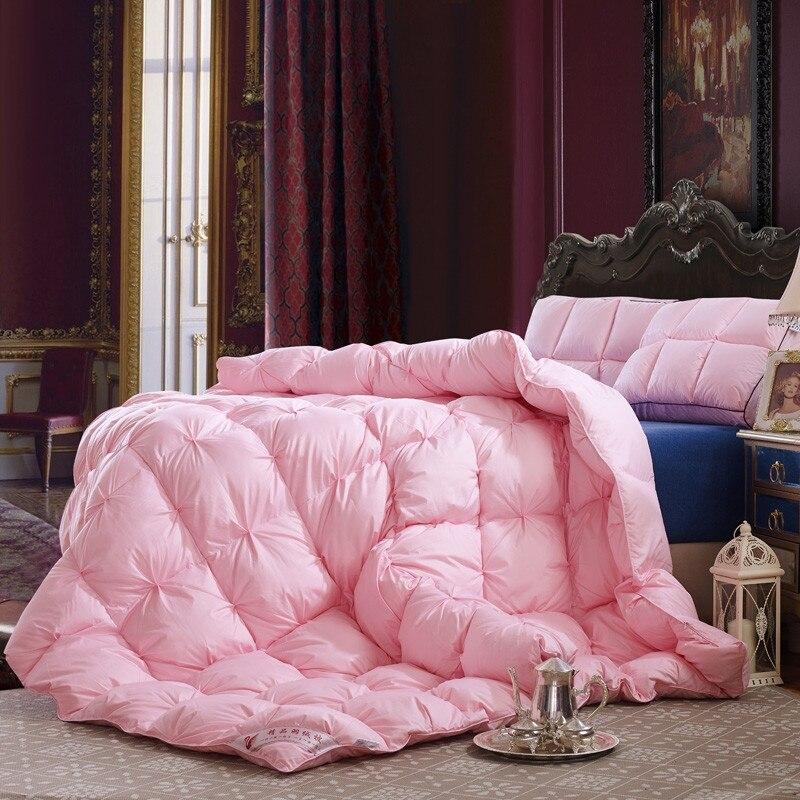 1шт Вища якість 95% Білий Гусь вниз - Домашній текстиль - фото 2