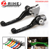 Aluminum For Suzuki DRZ400SM DRZ400S DRZ 400 SM 2000 2015 2014 CNC Dirt Bike FLEX Pivot