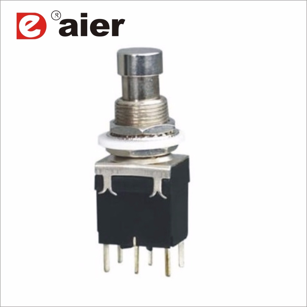 small resolution of pbs 24 212p dpdt momentary foot switch with pcb plug in guitar parts accessories from sports entertainment on aliexpress com alibaba group