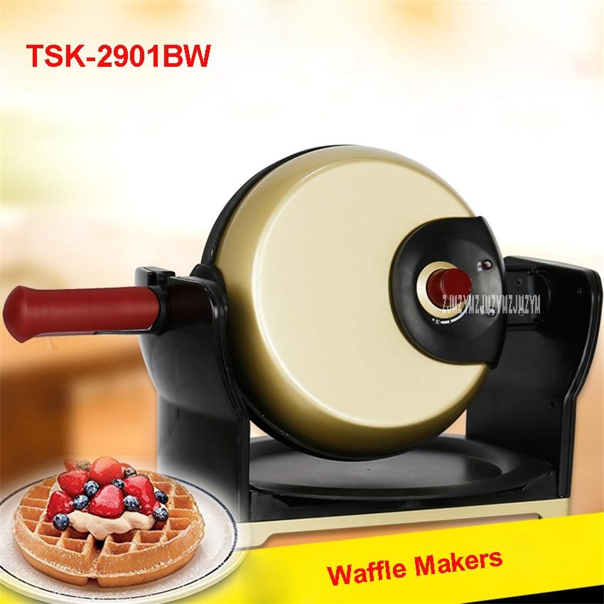 TSK-2901BW eggettes Professional electric waffle iron blast furnace maker bubble machine egg tart 220V/50Hz 20.3cm Tray diameter tsk 2193w eggettes professional electric waffle iron blast furnace maker bubble machine egg tart 220v 50 hz 20cm tray diameter