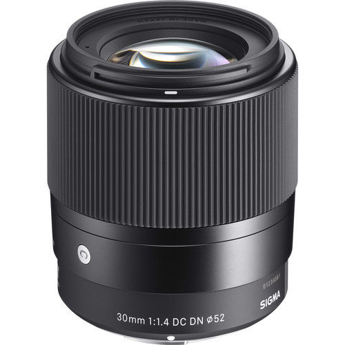 Sigma 30mm f1 4 DC DN Contemporary Lens for Sony E A5000 A6000 A6300 A6500 Micro