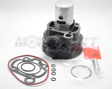 47mm For 70cc AM6 Cylinder Set with 13mm piston pin 1.2mm piston ring athena 072900 47mm diameter aluminum 70cc sport cylinder kit