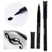 Beauty Cat Style Black Long-lasting Waterproof Liquid Eyeliner