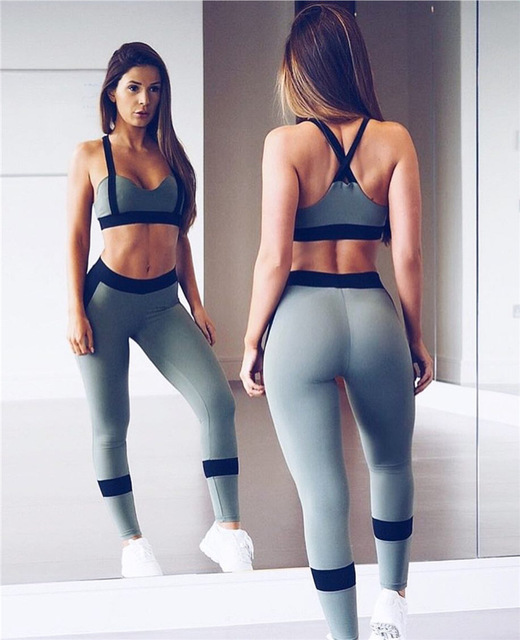 Women-s-Yoga-Sports-Sets-Sexy-2-Pieces-S