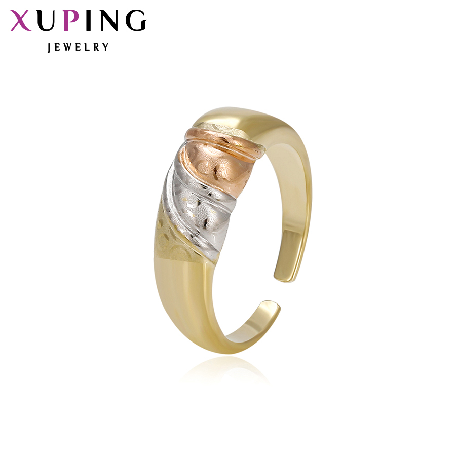 11.11 Xuping Luxury Ring 2017 Popular High Quality Ring for Girl Women Multi-color Color Plated Luxury Rings Jewelry Gift 11858