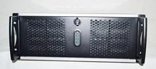 Chenrbo 4U 41300 г стойки типа шасси, 4U сервер шасси, можно установить 4 gup видеокарты