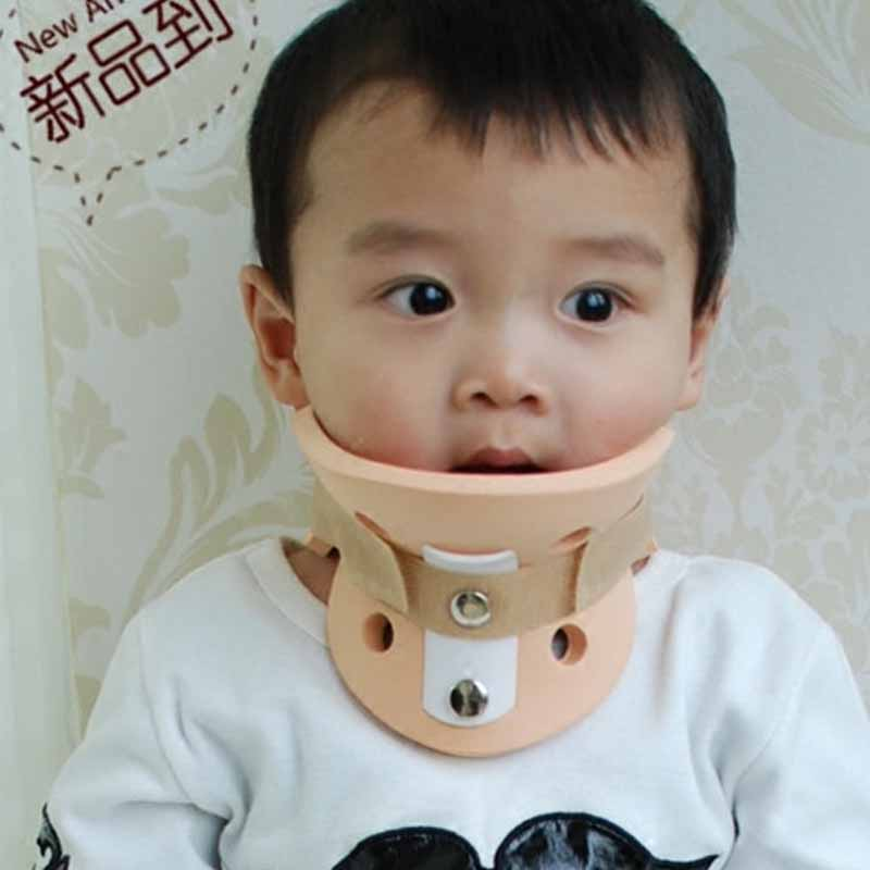 Children's Crooked neck correctional child neck cervical traction apparatus children migraine and stiff neck crooked kingdom