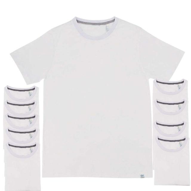LAUKEXIN Wholesale Cheap Tee 5 7 10 Pack of USA Size White T Shirts Hip Hop  T-Shirts Big Plus Size Casual Shirt S M L XL 2XL 3XL f44967b0ebaa