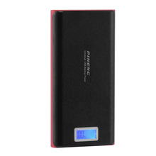 Extreme Battery 20000mAh Portable Battery Mobile Power Bank USB Portable Charger Li-Polymer with LED Indicator For Smartphone