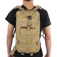 Outdoor Military Army Tactical Assault Pack Backpack Men Women Trekking Travel Rucksacks Camping Hiking Trekking Camouflage Bag