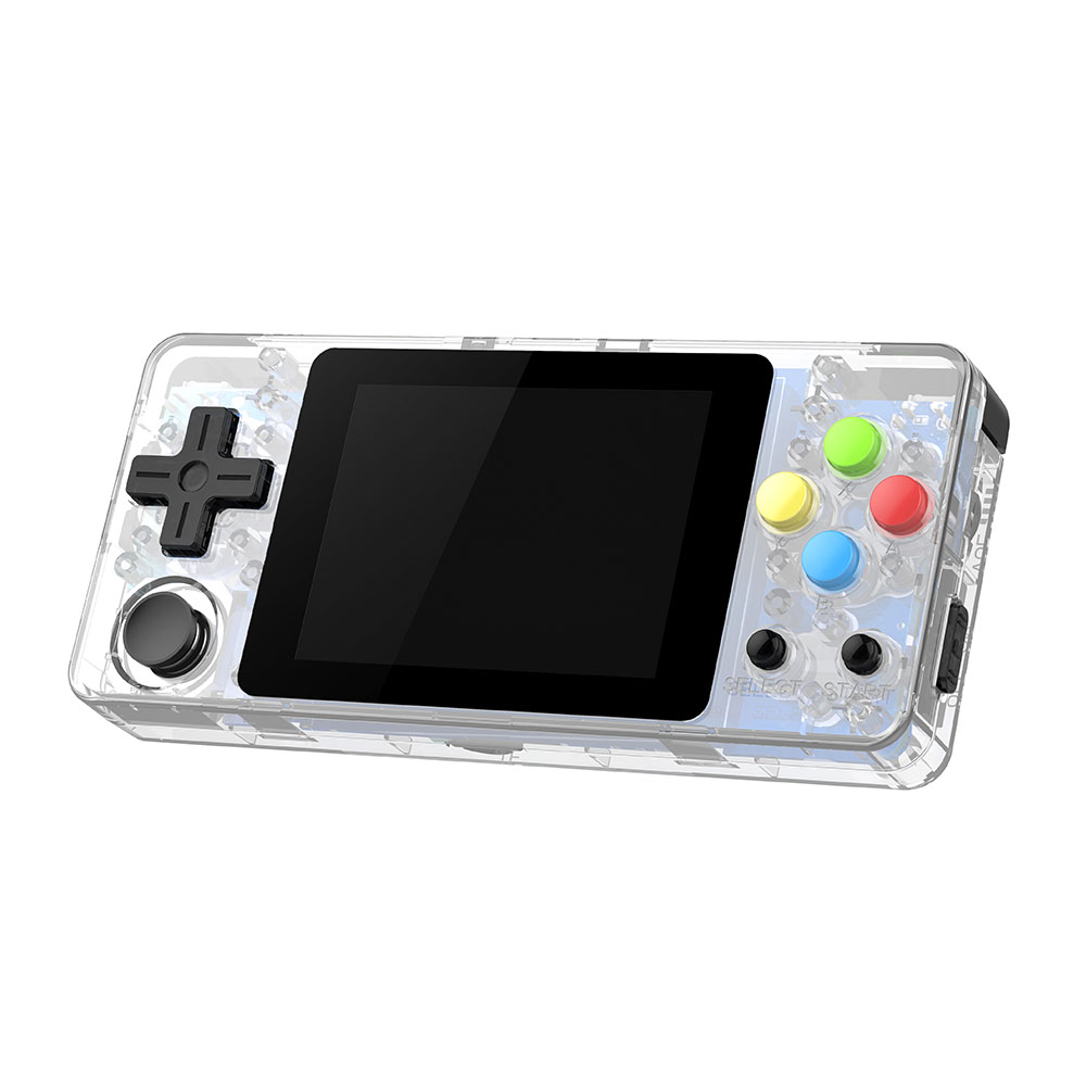 Image 4 - LDK Landscape Version+Tempered glass film, 2.6inch Screen Mini Handheld Game Console.Handle game players. Three colours in stock-in Handheld Game Players from Consumer Electronics