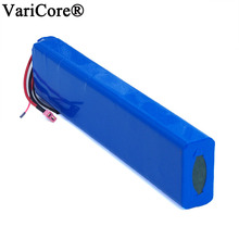 VariCore 36V 10S4P 12Ah 42V 18650 Strip lithium ion battery pack For ebike electric car bicycle motor scooter with 20A BMS 600W цена в Москве и Питере