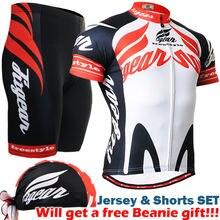 Новый мужчин Велоспорт Джерси устанавливает велосипед велосипед с короткими рукавами Джерси костюмы велосипед одежда рубашка езда на велосипеде комплекты