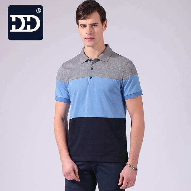 Polo Men Shirt Soft Cotton Short