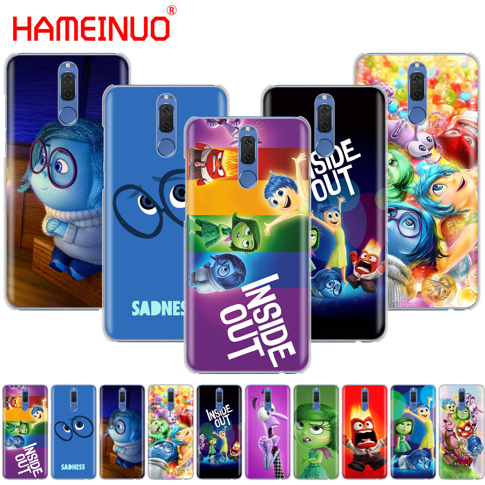 HAMEINUO Cartoon anime Inside Out Cover phone Case for Huawei NOVA 2 2S 3e PLUS LITE P smart enjoy 7s mate 7 8 9 10 pro ...