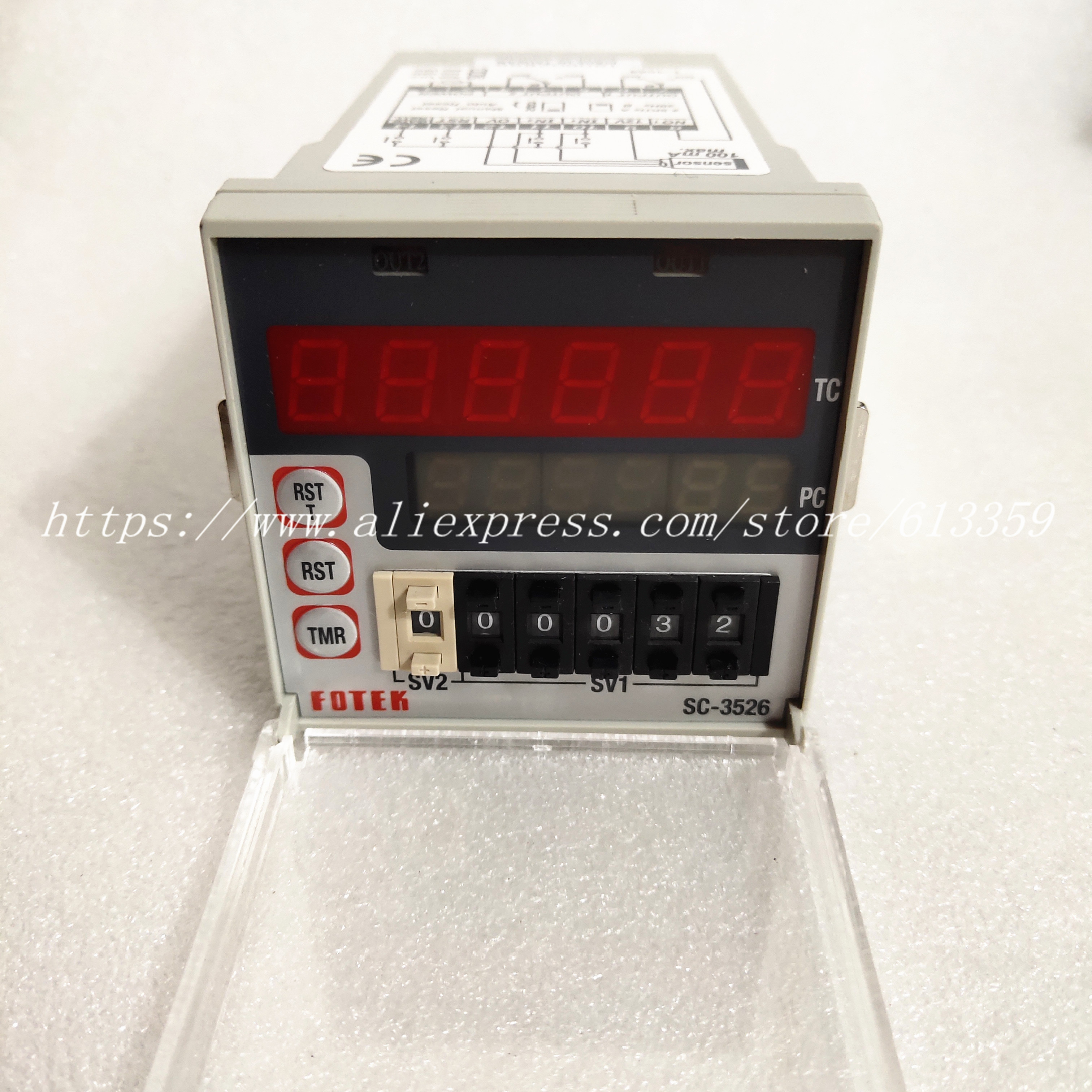 Image 3 - SC 3526 220VAC FOTEK Multi function Counter 100% New & Original-in Electronics Production Machinery from Electronic Components & Supplies
