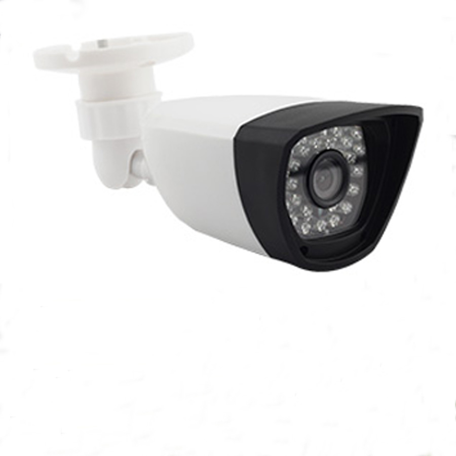 720P IP Camera Indoor Outdoor IR Bullet CCTV Security Cameras 1MP 3.6MM Lens wistino cctv camera metal housing outdoor use waterproof bullet casing for ip camera hot sale white color cover case