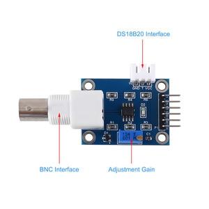 Image 2 - PH Sensor For Arduino Liquid PH0 14 Value Detection Sensor Module + PH Electrode Probe BNC AVR STM32 51