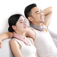 1 Pcs Graphene Heating Therapy Massager Silk Neckband from Xiaomi Youpin Protection Spontaneous Heating Belt Neck