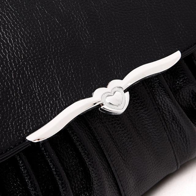 Hot Fashion Women Bags High Quality  Ladies Pockets Messenger Handbag Satchels Tote Zipper & Hasp Shoulder Bag Brown YY04419