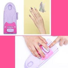 цена на Nail Art Printer Easy Printing Pattern Stamp Manicure Machine Stamper Tools Set