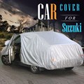 Full Car Cover Sunshade Auto Anti UV Sun Rain Snow Resistant Cover For Suzuki Reno Splash Verona X-90 XL7 Kazishi Liana Swift
