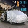 Full Car Cover Sunshade Auto Anti UV Sun Rain Snow Resistant Cover For Suzuki Reno Splash Verona X-90 XL7 Kazishi Liana Swift
