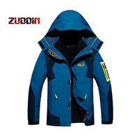 Dropshipping Men Jacket Hiking Clothing Heated Sport Hunting Clothes Winter Trekking Mammoth Outdoor Waterproof Fishing Coat