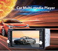 2 din GPS Навигации 7 дюймов Сенсорный Экран Автомобильные CD DVD MP5 Плеер Bluetooth Fm-радио с Пультом Дистанционного Управления Включает В Себя Различные Карты