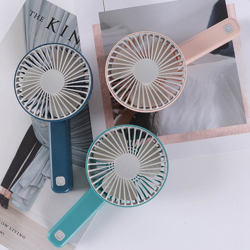 Portable USB Charging Fan Foldable Handheld Mini Fan Small Cooling Machine Ideal For Travel Air Cooler in Fans from Home Appliances