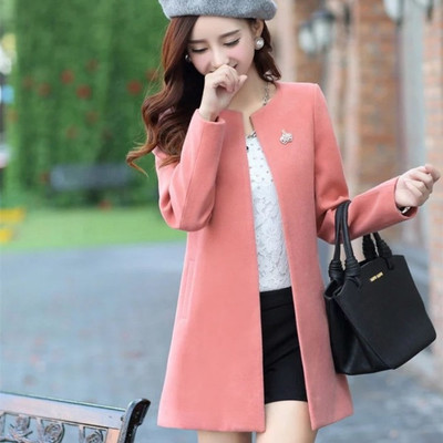 Aliexpress.com : Buy New Fashion Solid Color Teenage Girls Wool ...