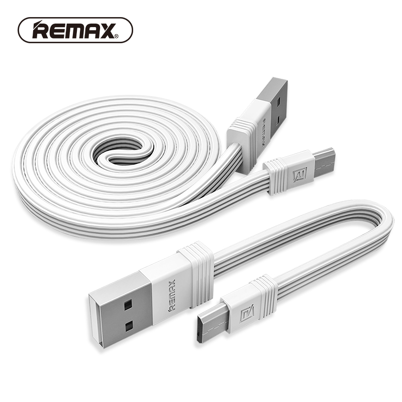 remax 5pcs/lot Micro Usb Cable 2.1A Fast Charging Usb data Sync Charger Cables for Huawei/xiaomi redmi 8 pin cable for iphone 7