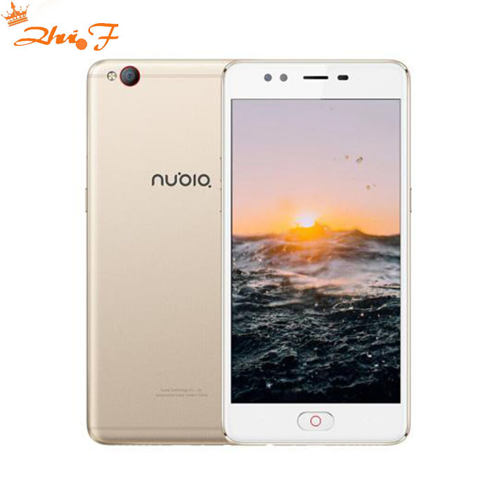 Original ZTE Nubia N2 4G LTE Mobile Phone MT6750 Octa Core 5.5