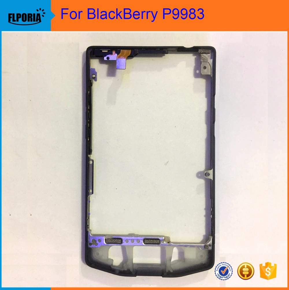 купить Middle Frame Bezel Case For BlackBerry Porsche Design P9983 дешево