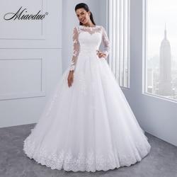 Бальное платье 2 в 1 Свадебные платья 2019 съемный шлейф аппликационные Жемчужины для Кружева Свадебные платья Vestido De Novias Vestidos de Noiva