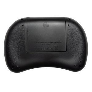 Image 3 - 5 pièces i8 Mini clavier sans fil 2.4GHz anglais hébreu arabe russe QWERTY clavier pavé tactile pour xiaomi Android TV Box ordinateur portable