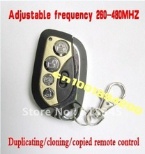 260-480MHZ Adjusted frequency RF duplicating/copied/cloning remote control duplicator copy your orignal controller  face to face