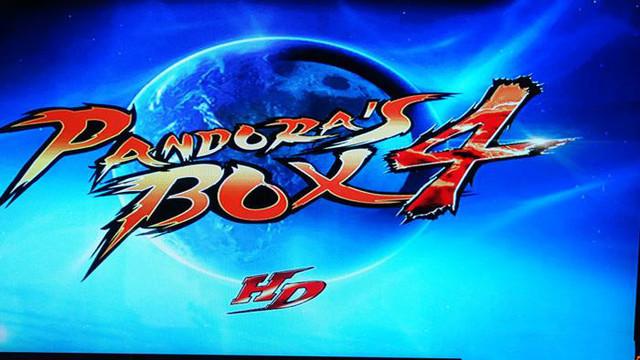 Caixa de Pandora 4645 em 1 Inglês yueguangbaohe 4 Nova versão PCB Multigame