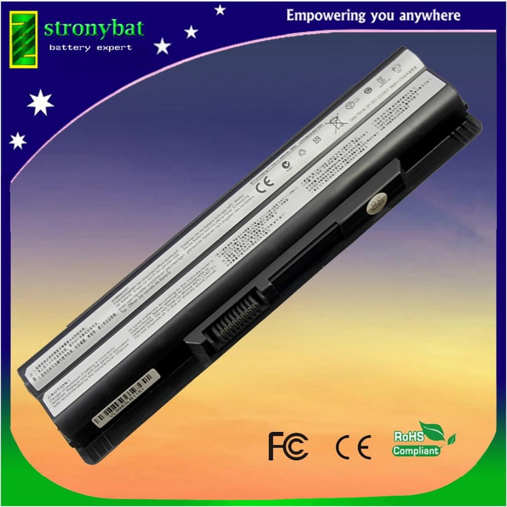 Batería para Msi BTY-S14 BTY-S15 GE60 GE70 CR650 CX650 FR400 FR600 FR610 FR620 FR700 FX400