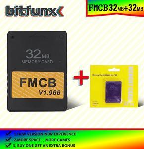 Image 4 - משלוח McBoot זיכרון כרטיס (FMCB)32MB v 1.966 (חדש גרסה & פונקציה חדשה) + 8/16/32/128/MB זיכרון כרטיס חבילה