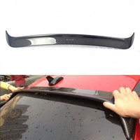 Piecha Style Carbon Fiber Roof Spoiler Wing For Mercedes Benz CLA W117 C117 CLA250 CLA260 CLA45