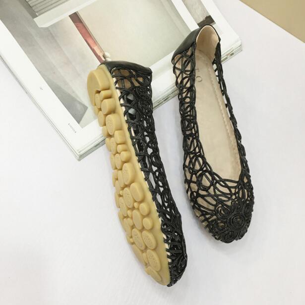 De 35 Redondo gold Zapatos En black Dedo Ocasionales 41 2017 Tamaño Deslizamiento Silver Del Planos Algodón Pie Más Tela Mujer Flor red Cómodos Mujeres xCwqn1UX
