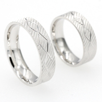 2 Pieces/set Couple Ring 925 Sterling Silver Promise for Lovers Elegant Finger Ring For Men Women Fashion Wedding Jewelry