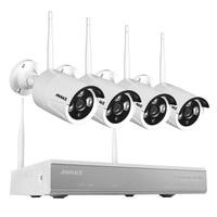 ANNKE 1 3MP Plug And Play Wireless NVR Kit P2P 960P 720P HD Outdoor IR Night