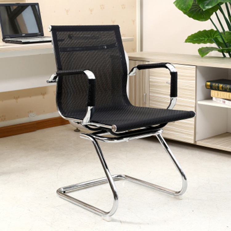 Office Furniture Boss Chair Mesh Chair Comfortable Bow Chair Computer Chair Wholesale