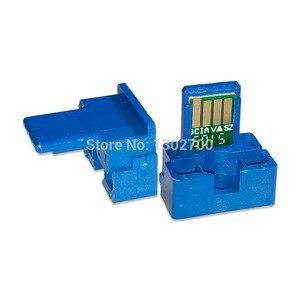 Image 2 - 5PCS MX B45GT toner cartridge chip For Sharp MX B350P MX B450P MX B355W MX B455W MX B350W MX B450W MXB355W MXB455W powder reset