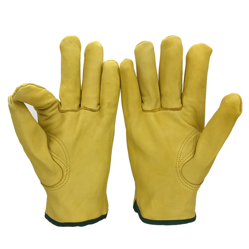 RJSSAFETY Mens Work Gloves Leather Security Protection Safety Cutting Working Repairman Garage Racing Gloves Motorbike For MenRJSSAFETY Mens Work Gloves Leather Security Protection Safety Cutting Working Repairman Garage Racing Gloves Motorbike For Men