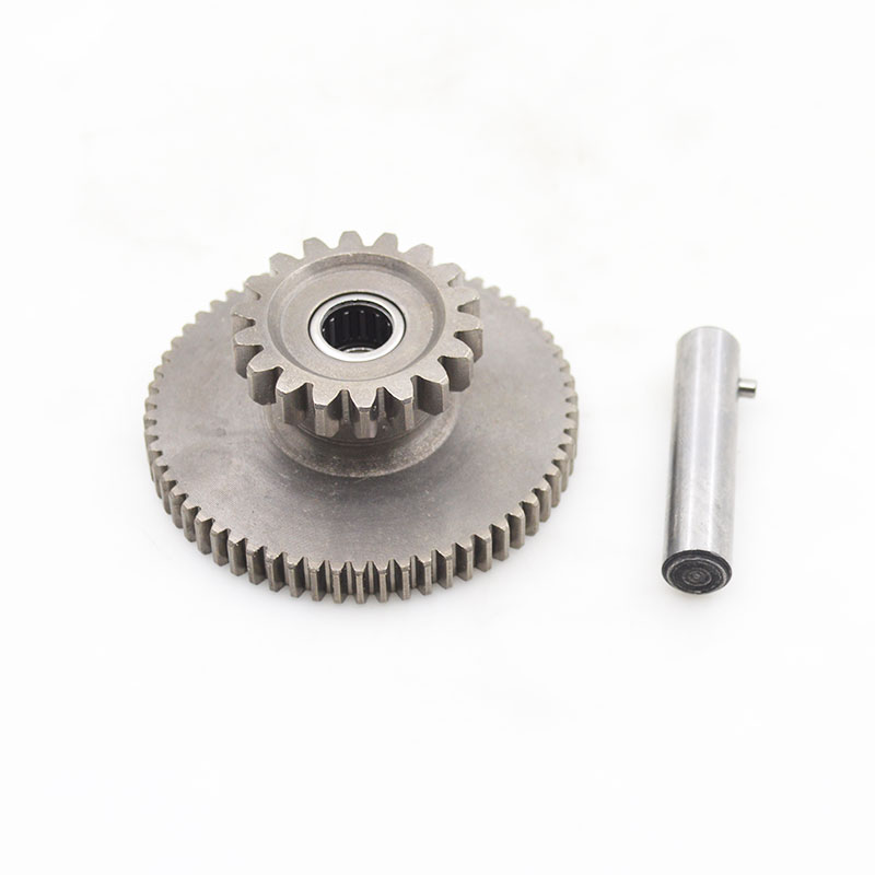 Motorcycle Engine Starter Motor Clutch Gear Transmission Gear for HONDA CG125 CG150 CG 150 CG 125 Spare Parts