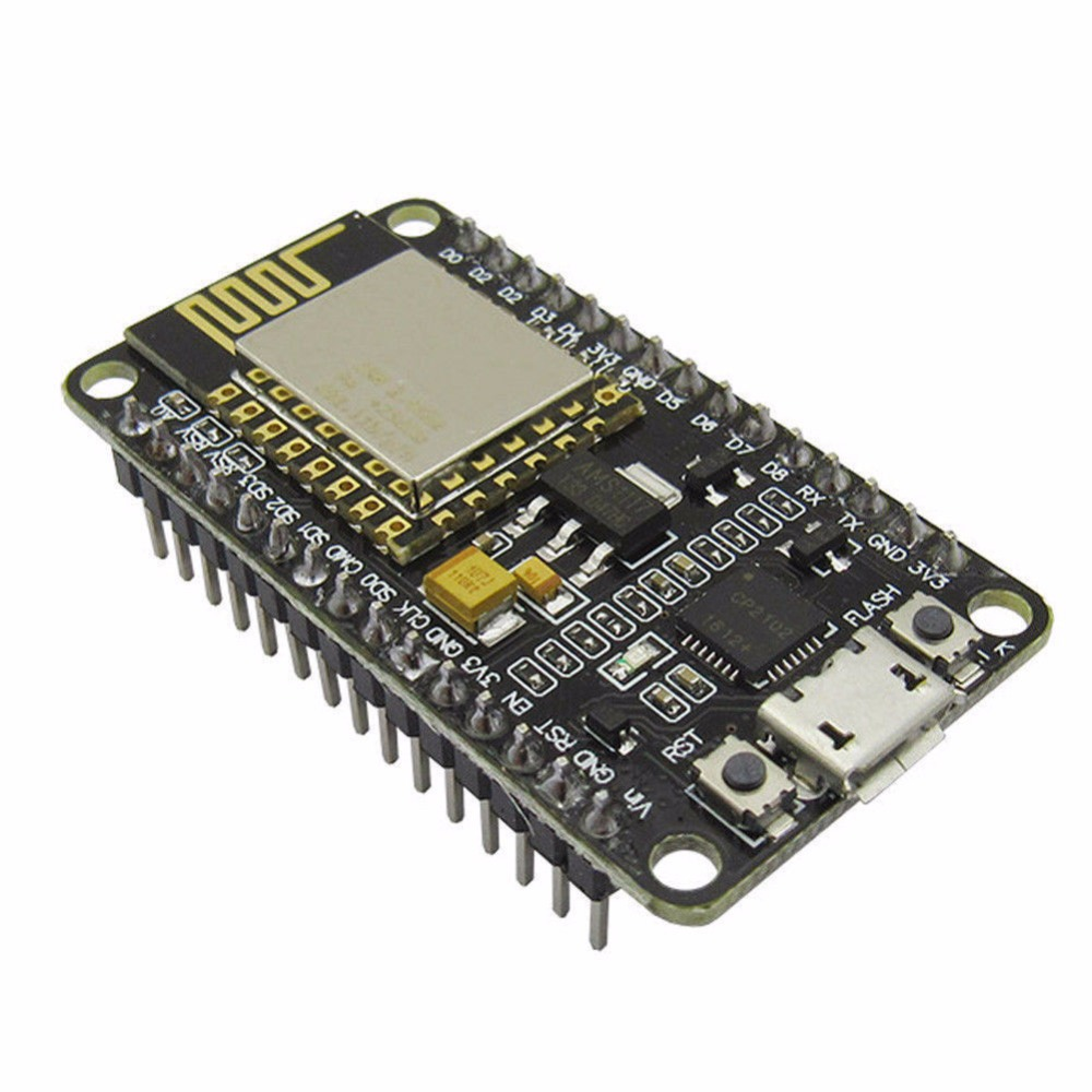 ESP8266 CH340G NodeMcu Lua V3 ESP8266 CP2102 NodeMcu Lua V2 Wireless Module ESP8266 ESP-12E Micro USB WiFi Dev Board Development