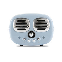 Retro Bluetooth Speaker Enhanced Bass Wireless with TF Card Slot Home Beach SP99